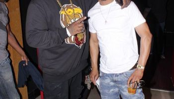 Trae Da Truth, T.I at all def comedy show