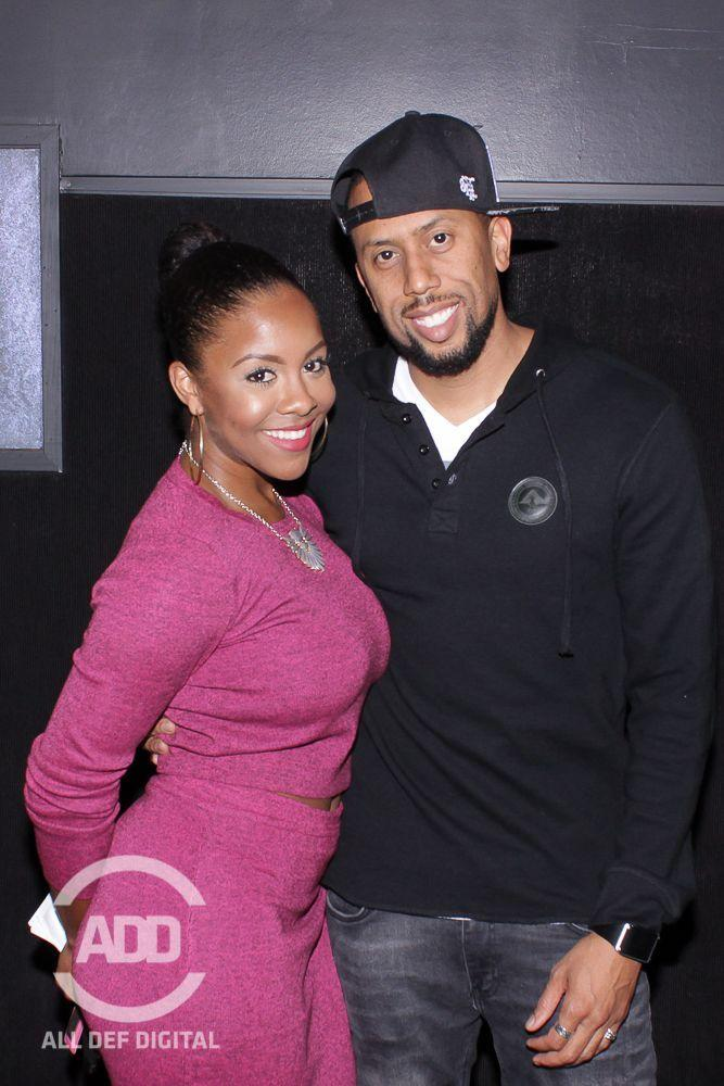 Miss Diddy and Affion Crockett