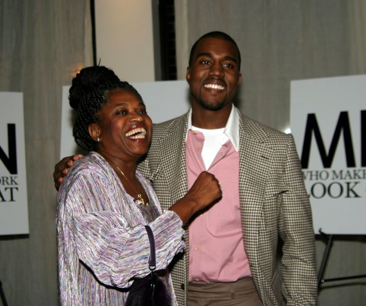 May Kanye's mom, Donda West, rest in peace.