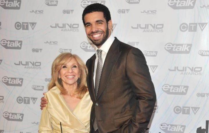Drake and his mom