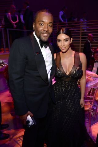 Kim and Kanye at Time100 Gala