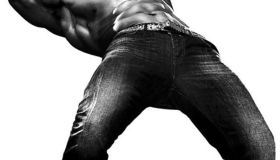 "STEPHEN ""tWitch"" BOSS Magic Mike XXL Movie Poster"
