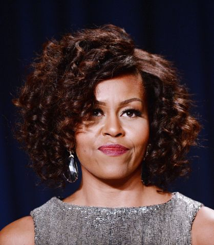 Michelle Obama at the White House Correspondent's Dinner 2015