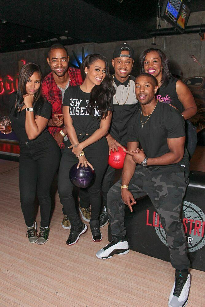 La La Anthony, Michael B. Jordan, and more celebrities came out to celebrate Terrence J's birthday.