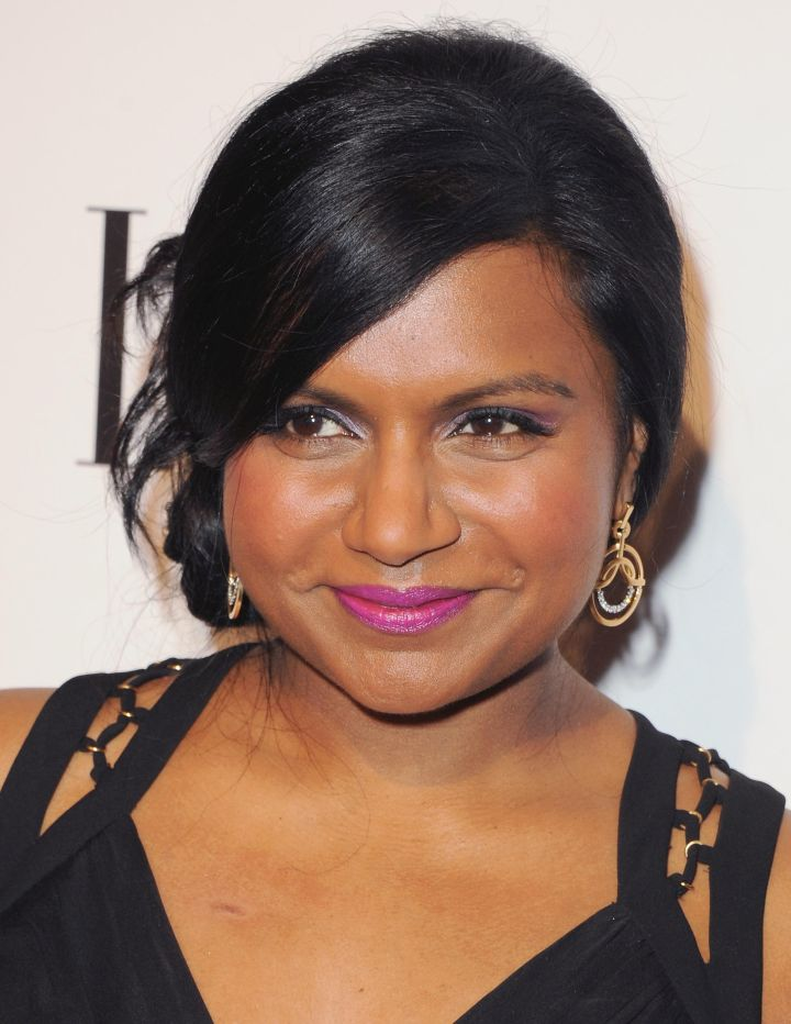 """Mindy Kaling (March 9,2009) """"Oh shit Im on Twitter you guys."""""""