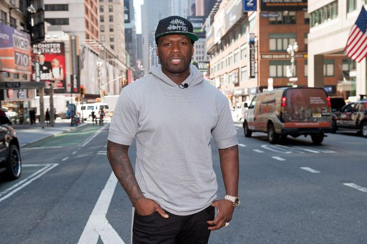 Frigo Underwear: 50 Cent put his insane body on full display in a series of advertisments for the underwear company this year.