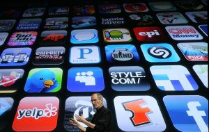 Apple Unveils New Software For iPhone And iPad