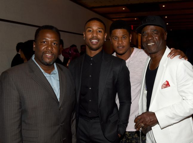 Stars Attend Mayweather vs. Pacquiao Fight at MGM Grand Hotel, Pre-fight parties in Las Vegas
