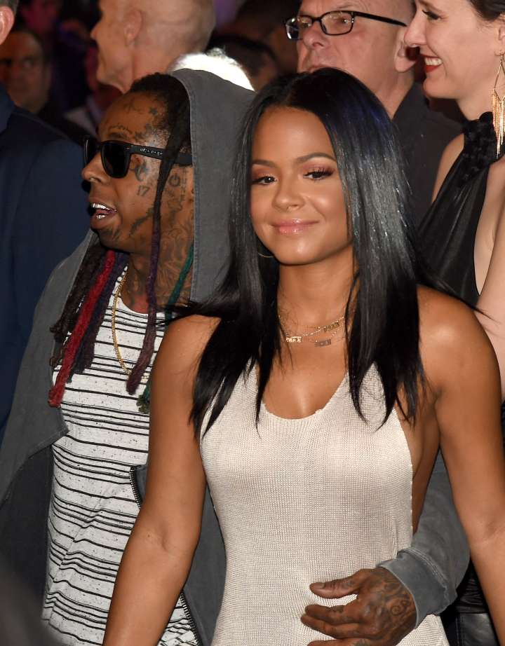 Christina Milian and Lil Wayne were a little more than just friends. But after their split, they remained cordial.