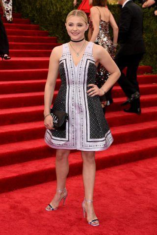 Celebrities arrive at the Met Gala 2015