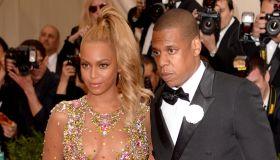 Jay Z, Beyonce, Pizza