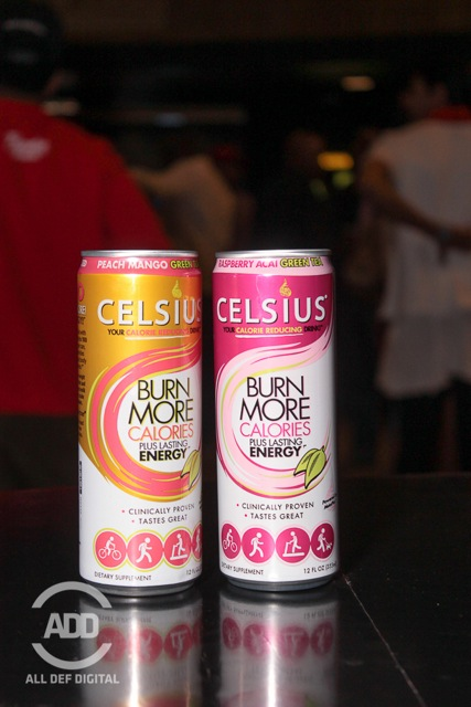 All Def Comedy Live was the place to be with Russell's new drink Celsius.