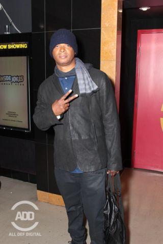 Celebrities Attend All Def Comedy Live