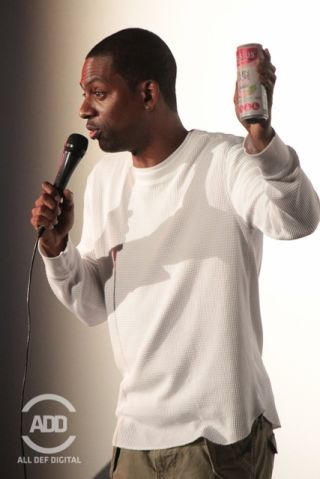 Celebrities Attend All Def Comedy Live - Tony Rock