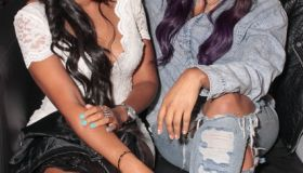 Celebrities Attend All Def Comedy Live - Angela & Vanessa Simmons