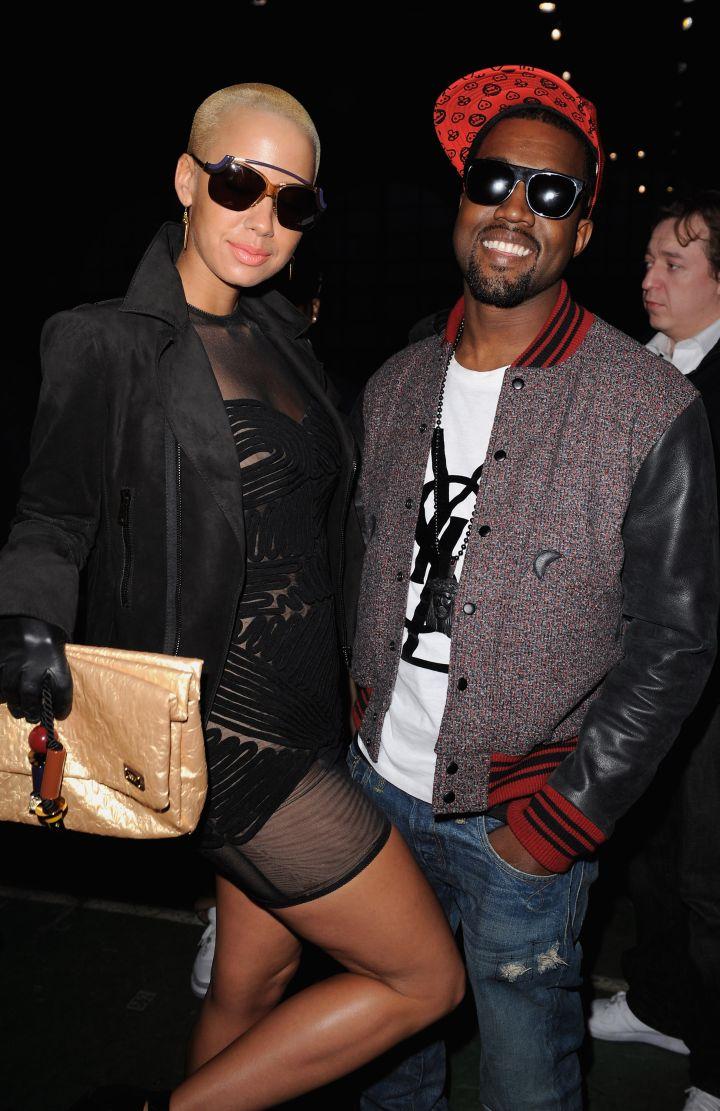 Kanye & His Muse