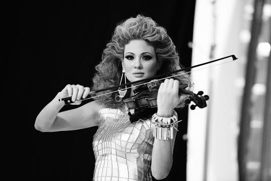 Grammy award-winning violinist Miri Ben-Ari