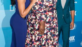 Taraji P. Henson, Gabourey Sidibe and Jussie Smollett - 2015 FOX Programming Presentation in Central Park