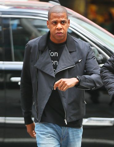 Jay Z in New York City