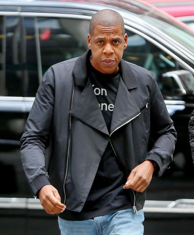 Jay Z in New York City
