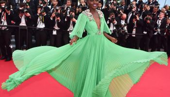 Lupita Nyong'o at the Opening Ceremony & 'La Tete Haute' Premiere