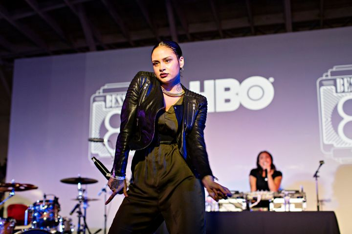 """Kehlani Performs At HBO's Bessie """"81 Tour"""" In Los Angeles."""