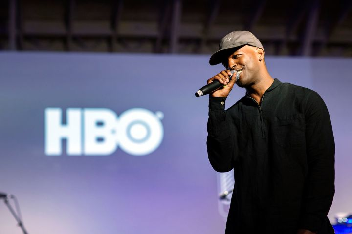 "Luke James Hosting HBO's Bessie ""81 Tour"" In Los Angeles."