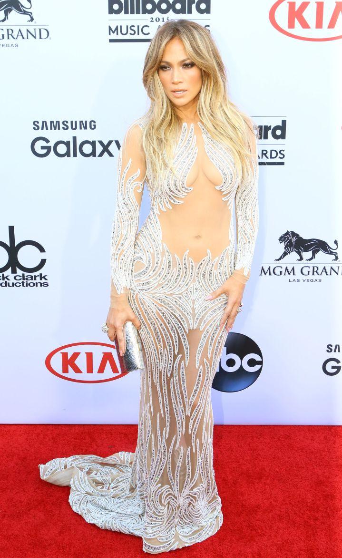Jennifer Lopez stunned, as usual.