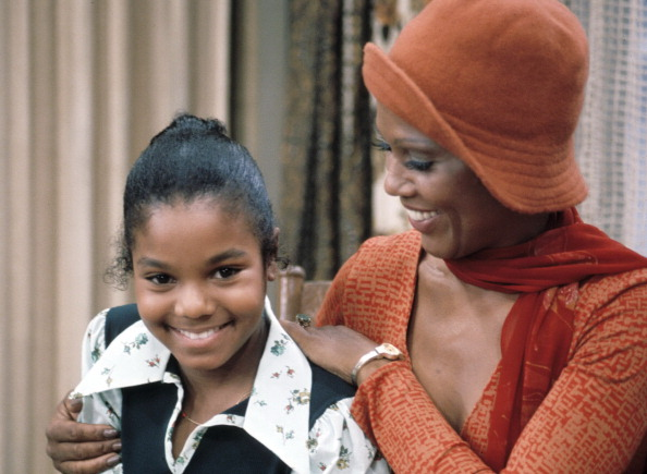 """The world first fell in love with Janet when she played Penny on """"Good Times."""""""