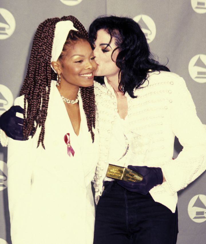 The only thing better than Janet? Janet AND Michael, together.