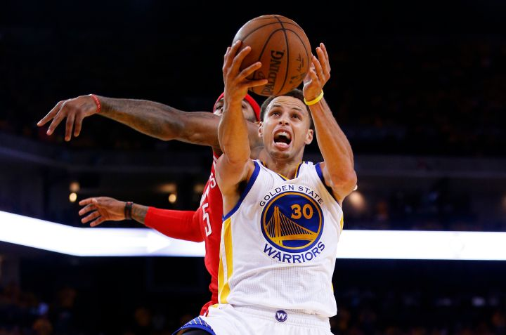Steph Curry (Golden State Warriors)