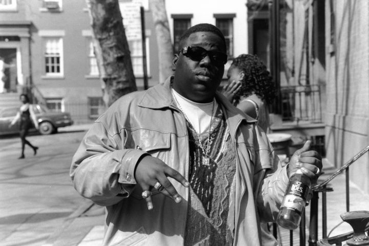 Notorious B.I.G. (age 24): murdered in Los Angeles, 1997.