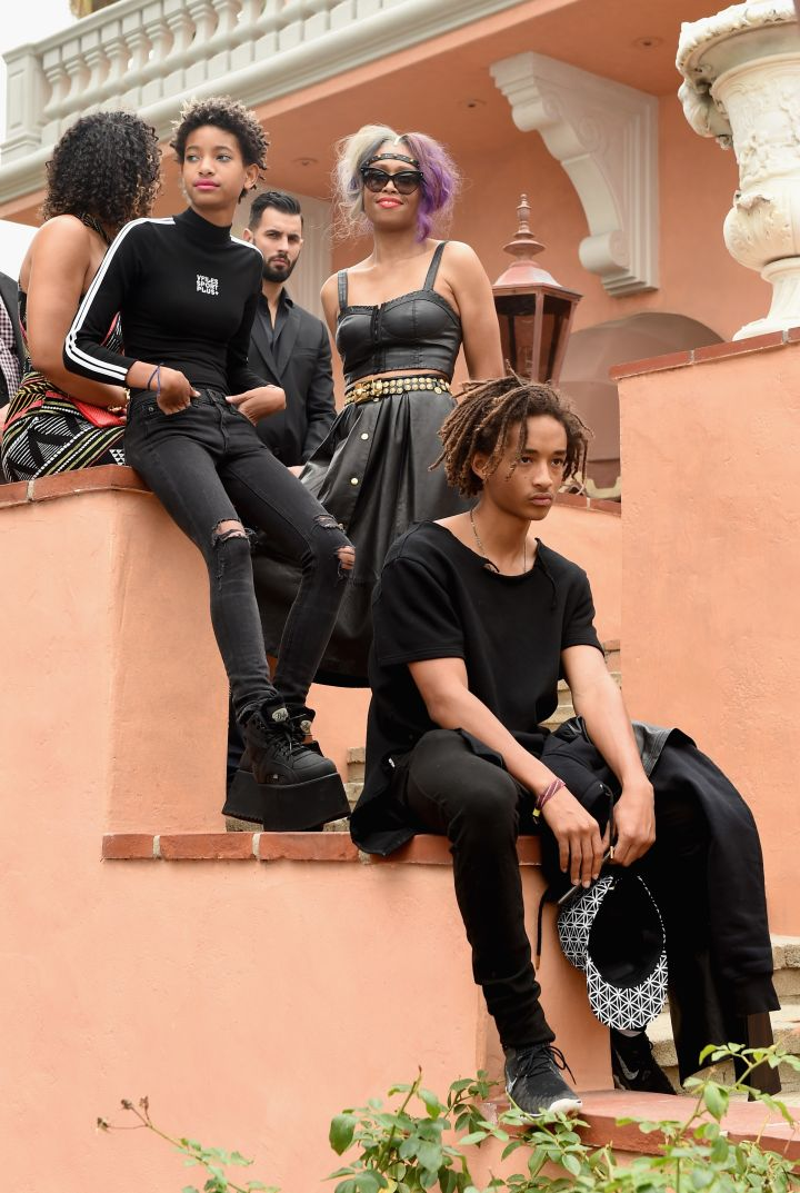 Jaden Smith with his woes.
