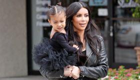 Kim Kardashian North West