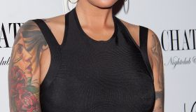 Amber Rose hosts at Chateau nightclub in Vegas