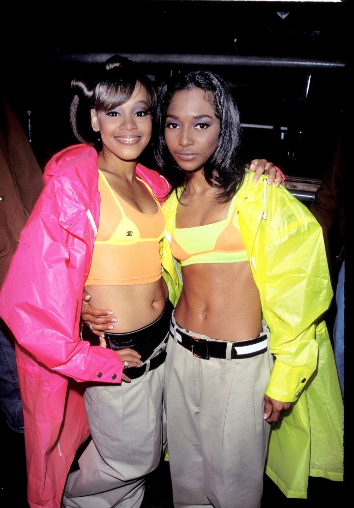 """Most of TLC's """"CrazySexyCool"""" Album Was Recorded Without Left Eye Because She Was In Rehab"""