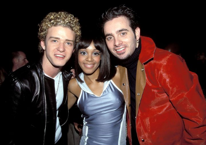 """Left Eye Appeared On N 'Sync's """"No Strings Attached"""" Album"""