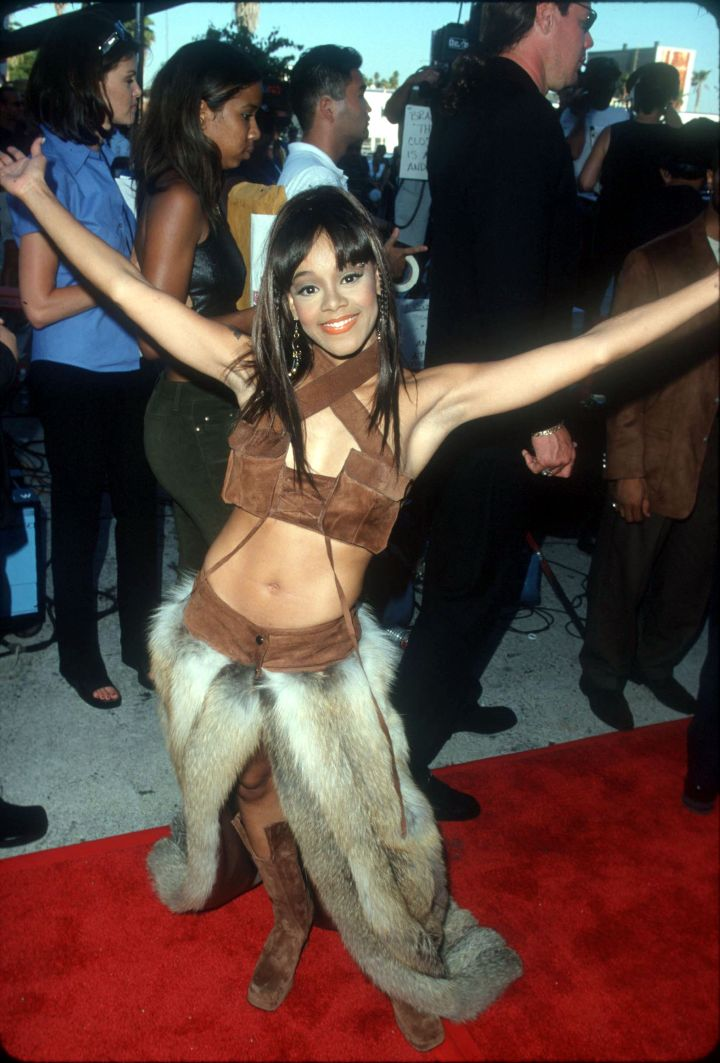 """Before Fame, Left Eye Was In A Family Band That Sang Gospel Music Called """"The Lopes Kids"""""""