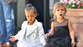Kim Kardashian, North West,