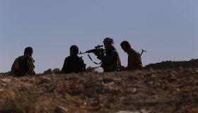 Fierce clashes between Peshmerga and Islamic State in Mosul