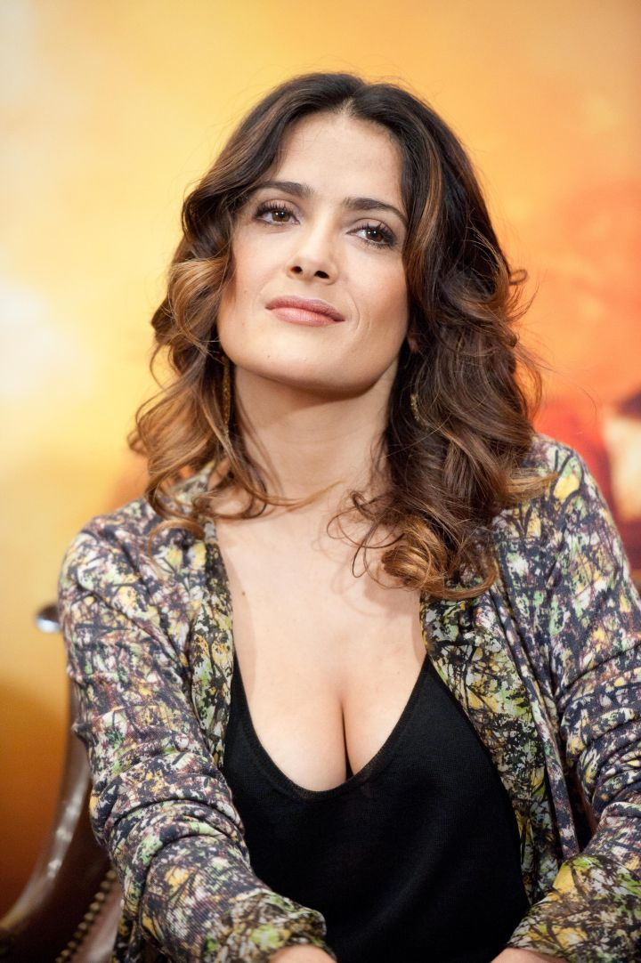 Born in Mexico, Salma Hayek has revealed that she was once living in America as an illegal immigrant. After moving to Los Angeles in 1991, her visa expired and she dealt with racism against Mexican actresses in Hollywood. She has become an outspoken opponent of legislation attempting to label illegal immigrants as felons.