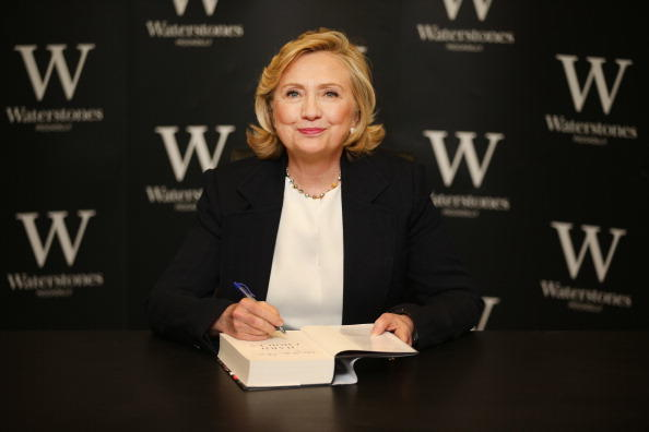 In this day and age, politicians are just as much celebrities as they are public figures. Hillary Clinton's income is largely based on books, speaking tours, and The Clinton Foundation.
