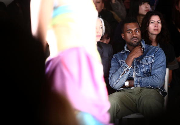 Kanye claims he has synesthesia, meaning he can see sounds.