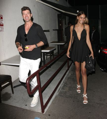 Robin Thicke, April Love