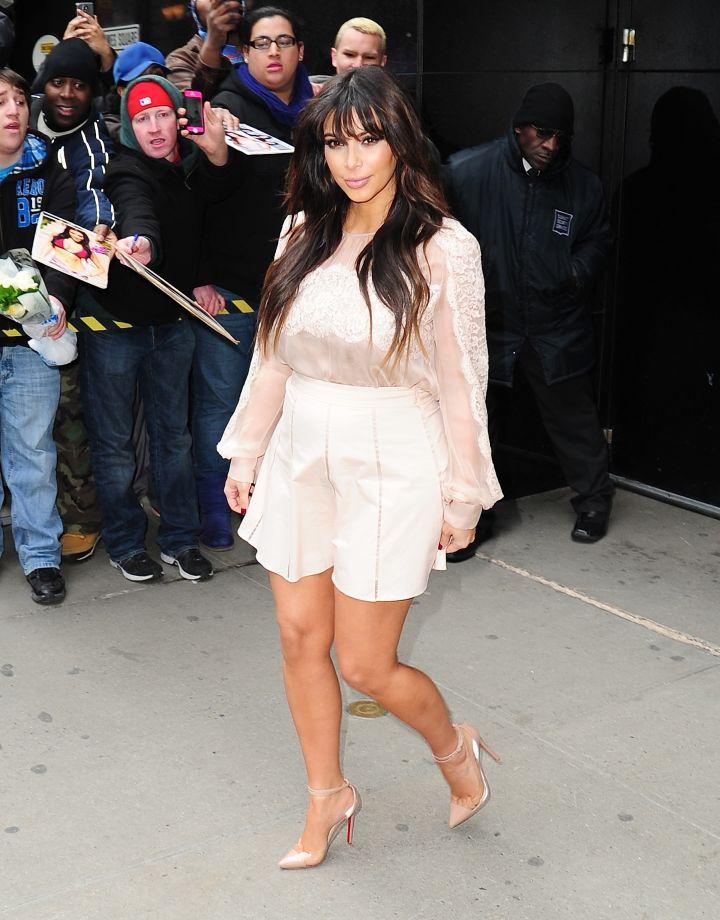 Oh hey, Kim!