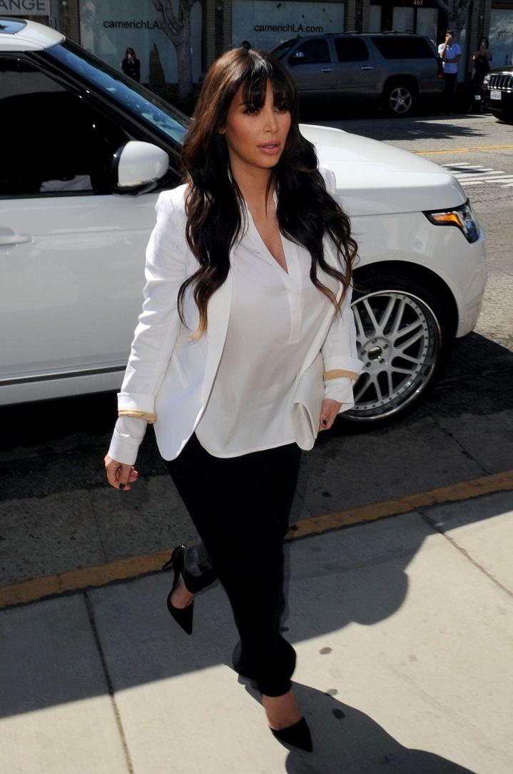 Who better than Kim?