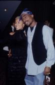 Jada Pinkett-Smith & Tupac