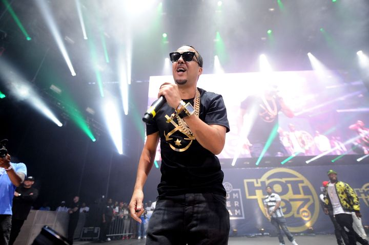 French Montana Pays His Ex-Wife $7K A Month For His Son.