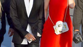 Kylie Jenner, Tyga, dope movie premiere,