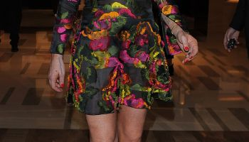 Lindsay Lohan - A Tribute to Christopher Nemeth' at Louis Vuitton.